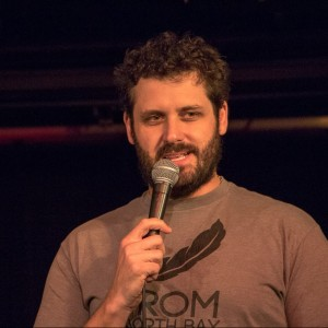 Danny Polishchuk - Stand-Up Comedian in Toronto, Ontario
