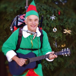 Danny the One Elf Band - Children's Music in Calgary, Alberta