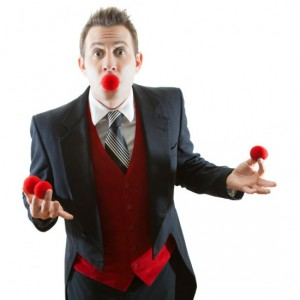 DANTE - Magician & Family Entertainer - Children's Party Magician / Clown in San Jose, California