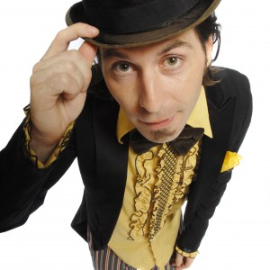 Dante - Magician / Comedy Magician in New Orleans, Louisiana