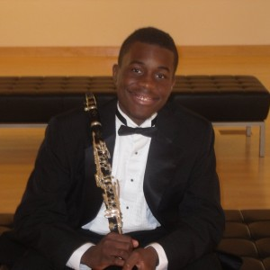Darien Williams - Clarinetist in Columbus, Georgia