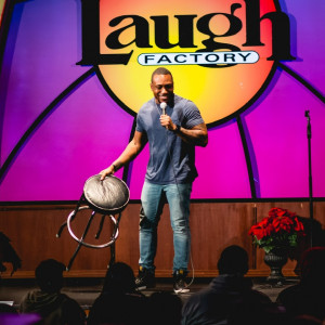 Dario Durham - Comedian in Chicago, Illinois