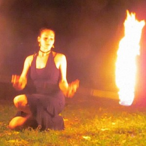 Dark Hollow Rd Fire performers - Fire Performer in Albany, New York