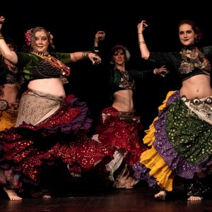 Dark Side Tribal (ATS® Bellydance) - Belly Dancer in Bloomington, Indiana