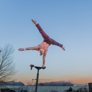 Darren Bersuk (Power Tower) - Acrobat / Circus Entertainment in Vancouver, British Columbia