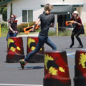 Dart Wars Mobilized - Mobile Game Activities in Norco, California