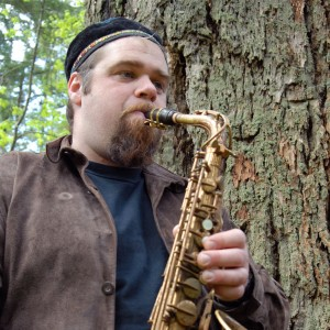 Dave 'AJ' Blinzinger Jr - Jazz Band in Heriot Bay, British Columbia