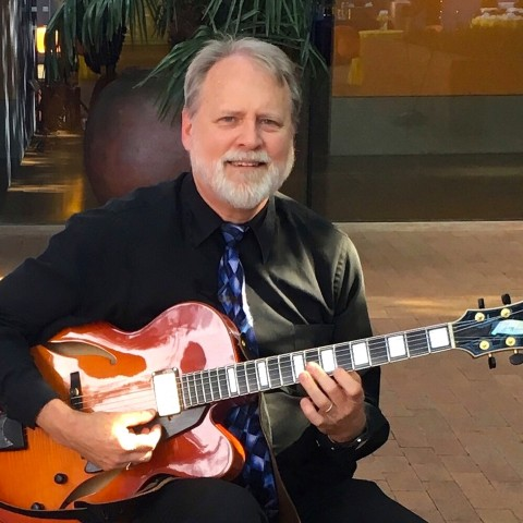 hire dave lincoln jazz guitarist in fort worth texas. Black Bedroom Furniture Sets. Home Design Ideas