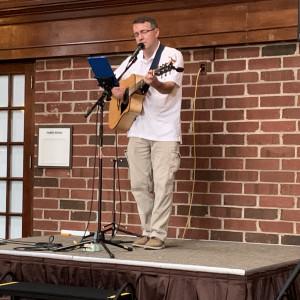 Dave Mallon Plays that Music - Singing Guitarist in Mechanicsburg, Pennsylvania