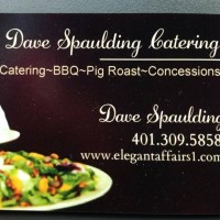Dave Spaulding Catering - Caterer in Uxbridge, Massachusetts