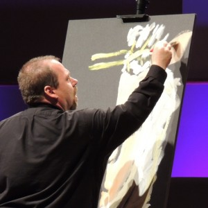 Dave Weiss Story Painter - Christian Speaker / Motivational Speaker in Mohrsville, Pennsylvania