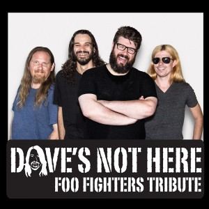 Dave's Not Here: Foo Fighters Tribute - Tribute Band / Alternative Band in Fresno, California