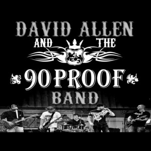 David Allen and the 90 Proof Band