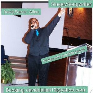 David Allen - Gospel Singer in Washington, District Of Columbia