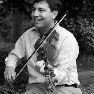 David Binanay, Violinist - Violinist / Wedding Musicians in Durham, North Carolina