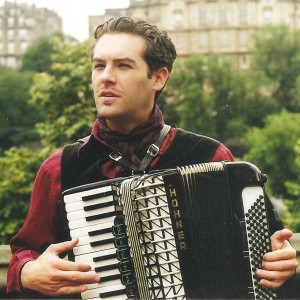 David C. Symons - Accordionist - Accordion Player in New Orleans, Louisiana