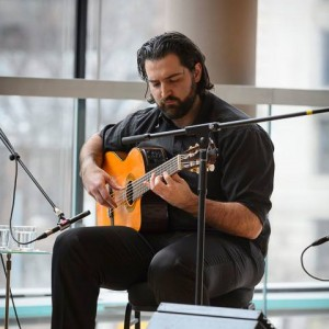 David Catallo - Classical Guitarist in Guelph, Ontario