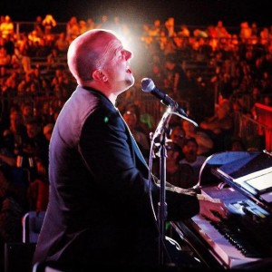 DAVID CLARK performs BILLY JOEL