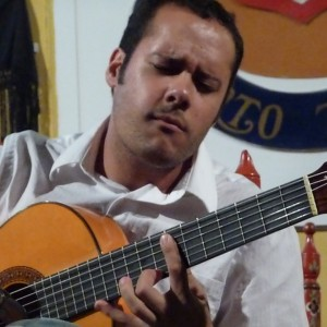 David Cordoba - Guitarist / Singing Guitarist in Austin, Texas