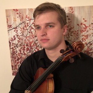 David Dietz - Professional Violinist - Fiddler in Port Royal, South Carolina