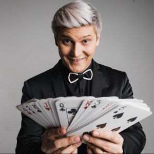 David Frost Comedy Magic Show - Magician in Las Vegas, Nevada