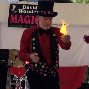 David G Wonders, Texas Magic Ambassador - Magician in Tyler, Texas