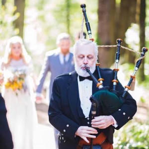 David J. Winter, Piper - Bagpiper in Berkeley, California