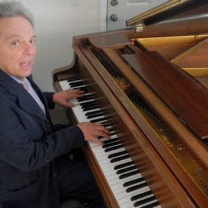 David Kessner - Singing Pianist in San Rafael, California