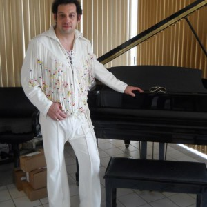 David Kuttner As Elvis - Elvis Impersonator in Toronto, Ontario