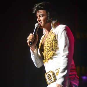 David Lee is Elvis4u - Elvis Impersonator / Impersonator in Birmingham, Alabama