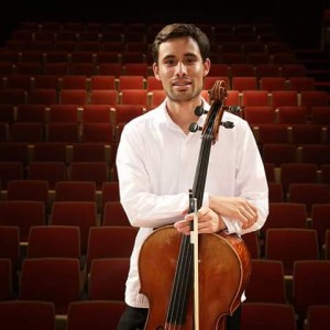 David Londoño Cellist.