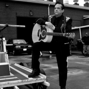 David Stone: The Johnny Cash Experience - Johnny Cash Impersonator / Rockabilly Band in Media, Pennsylvania