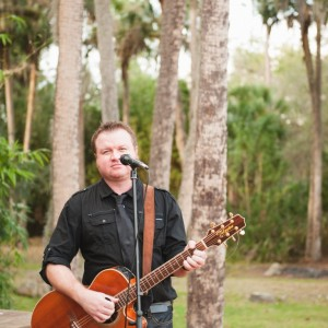 David Townsley - Singing Guitarist / Wedding Musicians in Orlando, Florida