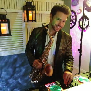 David Turner Music - Music for Your Florida Party - Wedding DJ / Saxophone Player in Sarasota, Florida