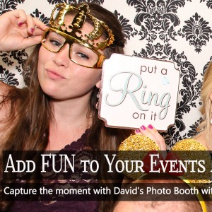 David's Photo Booth - Photo Booths / Portrait Photographer in Chino Hills, California