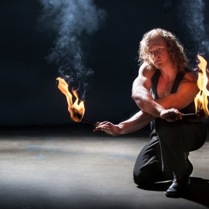 Davine Circus - Fire Performer in Vancouver, British Columbia