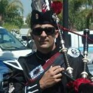 Davy the Bagpiper - Bagpiper in Beaumont, California
