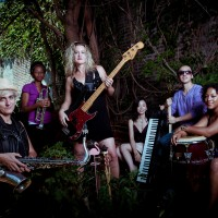 Dawn Drake & ZapOte - World Music / Bossa Nova Band in Brooklyn, New York