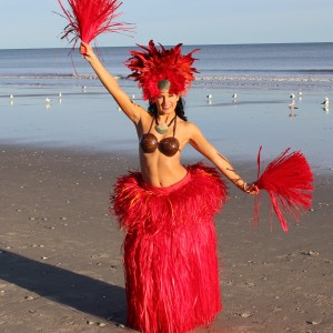 Dawn Mahealani Douglas - Hula Dancer / Fire Dancer in Atlanta, Georgia
