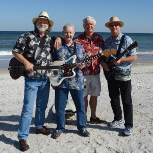 Dawn Patrol - Surfer Band / Beach Music in Jacksonville, Florida