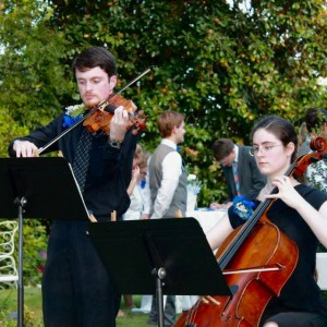 Dawson Wedding Musicians - String Quartet / Violinist in Abingdon, Virginia