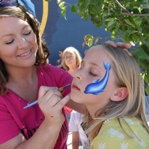 Daydream Face Painting Boise - Face Painter / Outdoor Party Entertainment in Boise, Idaho