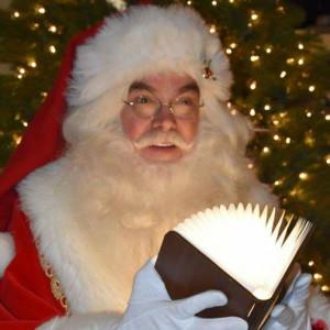 Dayton Santa - Santa Claus in Dayton, Ohio