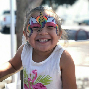 Dazzle Me Faces - Face Painter in Long Beach, California