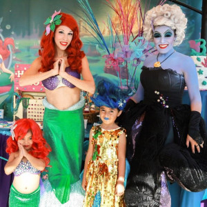 Dazzling D's Princess Productions - Princess Party in Irvine, California
