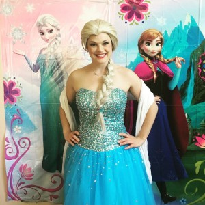 DC Snow Princess - Princess Party in Washington, District Of Columbia