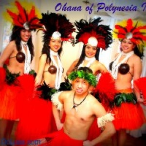Hawaiian Luau Entertainment - Hula Dancer / Fire Eater in Washington, District Of Columbia