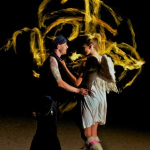 Twin Flame Collaborative - Fire Performer in Las Vegas, Nevada