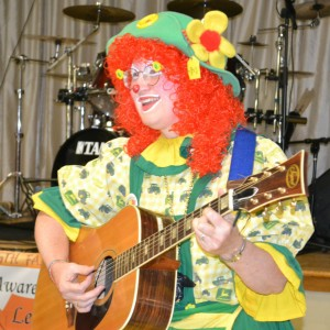 Dear-E the Clown - Children's Party Entertainment in Binghamton, New York