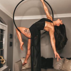 Deborah Espinosa Aerial Performance
